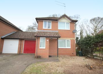 Thumbnail 3 bed detached house for sale in Juniper Way, Taverham, Norwich