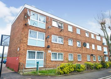 Thumbnail 3 bed flat for sale in Folkestone Road, London