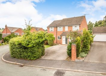 Thumbnail 4 bed detached house for sale in The Park, Mayfield, Ashbourne