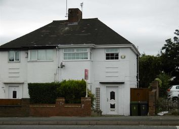 Thumbnail 3 bed semi-detached house for sale in Gorsey Lane, Wallasey, Wirral