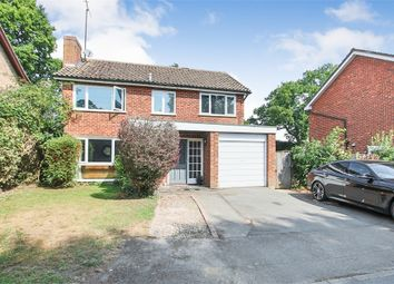 Thumbnail 4 bed detached house for sale in Bakers Close, Lingfield, Surrey
