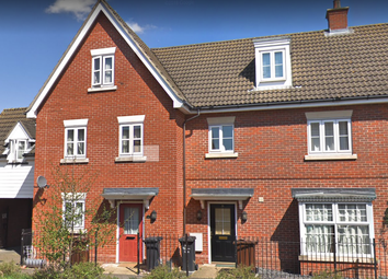 Thumbnail 4 bed town house for sale in Lockwell Road, Dagenham