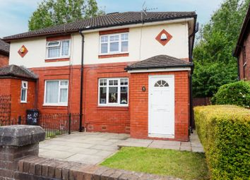 Thumbnail 3 bed semi-detached house for sale in Melrose Crescent, Stockport