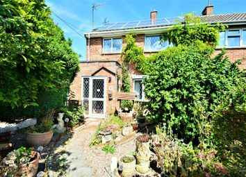Thumbnail 3 bed semi-detached house for sale in Cherry Tree Road, Cricklade, Swindon