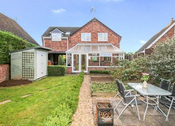 Thumbnail 4 bed detached house for sale in Foldgate View, Ludlow