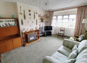 Thumbnail 2 bedroom semi-detached bungalow for sale in Vere Road, Peterborough