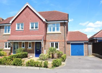 Thumbnail 3 bed semi-detached house to rent in Willow Close, Maidenhead