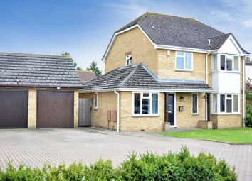 Thumbnail 4 bed detached house for sale in Tamar Way, Didcot