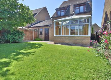 Thumbnail 3 bed link-detached house for sale in Martins Meadow, Gislingham, Eye