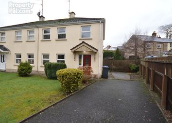 Thumbnail 3 bed semi-detached house to rent in Brewery Court, Donaghmore