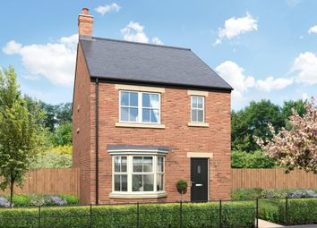 Thumbnail 4 bed detached house for sale in Throckley, Newcastle Upon Tyne