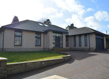 Thumbnail 5 bed detached bungalow for sale in Maddiston Road, Brightons, Falkirk