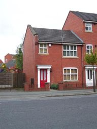 Thumbnail 2 bed end terrace house to rent in Chichester Road South, Hulme, Manchester