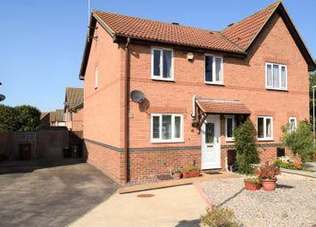 Thumbnail Semi-detached house for sale in Ten Acre Way, Rainham, Gillingham