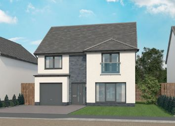 Thumbnail 4 bed detached house for sale in Auchinloch Road, Lenzie, Glasgow