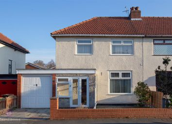 Thumbnail 3 bed semi-detached house for sale in Jean Avenue, Pennington, Leigh