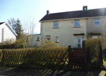 Thumbnail 3 bed semi-detached house for sale in Eastern Avenue, Cymmer, Port Talbot