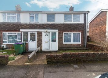 Thumbnail 3 bed end terrace house for sale in Tudor Road, Folkestone