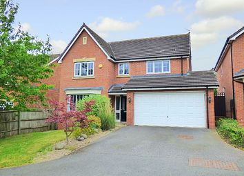 Thumbnail 4 bed detached house for sale in Rubery Lane, Rubery