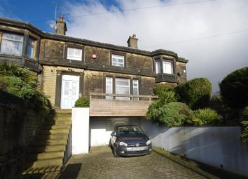 4 bed terraced house for sale in Stainland Road, Holywell Green, Halifax HX4