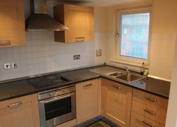 Thumbnail 2 bed flat to rent in Jigger Mast House, Woolwich, London