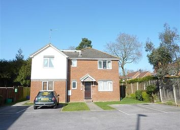 Thumbnail 1 bedroom flat to rent in Pembrook House, Wimborne Road East, Ferndown