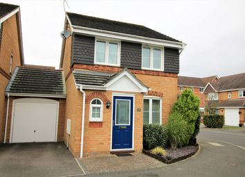 Thumbnail 3 bedroom detached house for sale in Ferndown Close, Beggarwood, Basingstoke