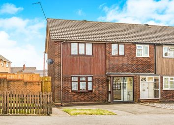 Thumbnail 3 bedroom end terrace house for sale in St. Marks Road, Tipton