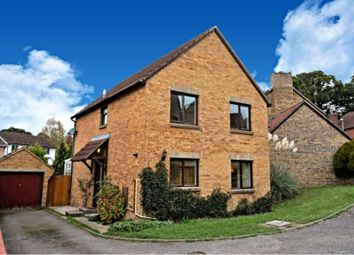 Thumbnail 4 bed detached house for sale in Eastleaze Road, Blandford Forum