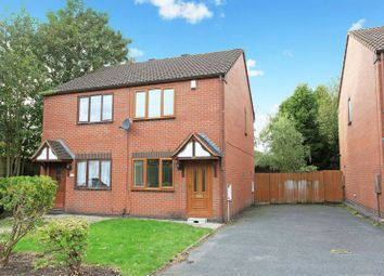 Thumbnail 2 bedroom semi-detached house to rent in Weavers Court, Ketley Bank, Telford