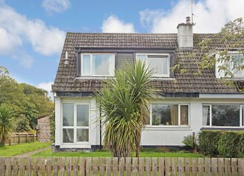 Thumbnail 2 bed semi-detached house for sale in Shuna View, Port Appin, Argyllshire