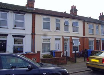 Thumbnail 2 bedroom terraced house to rent in Riverside Road, Ipswich
