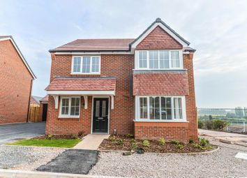 Thumbnail 4 bed detached house for sale in Plot 62, The Canterbury, Sancerre Grange, Eccleshall, Stafford