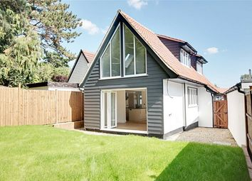 Thumbnail 3 bed detached house for sale in Church Crescent, Sawbridgeworth, Hertfordshire