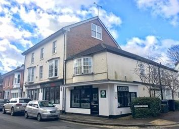 Thumbnail Retail premises for sale in 14 -18 River Street, Pewsey, Wiltshire