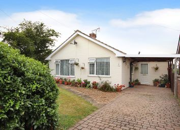 Thumbnail 3 bed detached bungalow for sale in Sharon Close, Felmingham, North Walsham