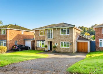 Thumbnail 4 bed detached house for sale in Ridgeway Road, Dorking, Surrey