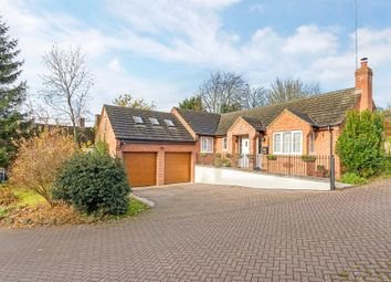 Thumbnail 4 bed detached bungalow for sale in Farebrother Close, Byfield, Daventry