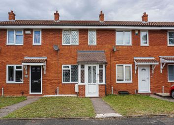 Thumbnail 2 bed terraced house for sale in Barns Lane, Walsall