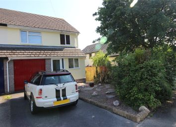 Thumbnail 3 bed end terrace house for sale in Speedwell Close, Barnstaple