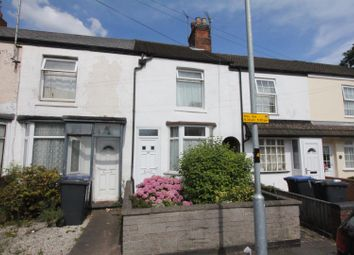 Thumbnail 2 bed terraced house for sale in Queens Park Flats, The Lawns, Hinckley