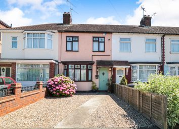 Thumbnail 2 bed terraced house for sale in Northfield Road, Cheshunt, Waltham Cross