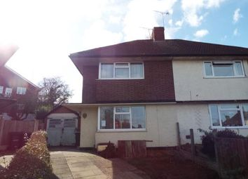 Thumbnail 3 bedroom semi-detached house for sale in Acacia Crescent, Carlton, Nottingham
