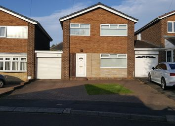 Thumbnail 3 bed detached house for sale in Horsley Avenue, Ryton, Ryton
