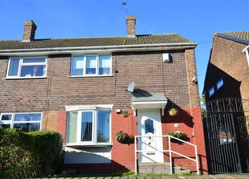 Thumbnail 2 bed semi-detached house for sale in Woodside, Castleford, West Yorkshire
