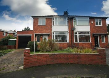Thumbnail 3 bed semi-detached house for sale in Ringley Grove, Sharples, Bolton, Lancashire