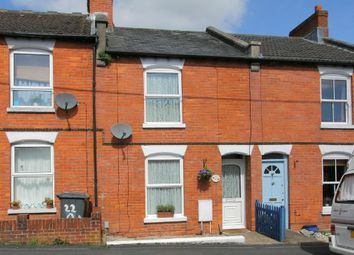 Thumbnail 2 bed terraced house for sale in Queens Avenue, Andover