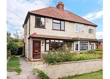 Thumbnail 3 bed semi-detached house for sale in Rutten Lane, Yarnton