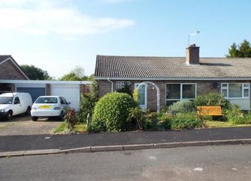 Thumbnail 2 bedroom bungalow for sale in Glemsford, Sudbury, Suffolk