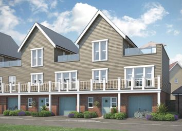 Thumbnail 3 bedroom town house for sale in The Albero, Beaulieu Chase, Centenary Way, Off White Hart Lane, Chelmsford, Essex